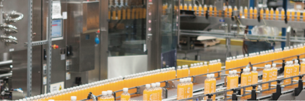 Mobilgrease XHP 221 helps bottling plant reduce breakdowns and grease usage