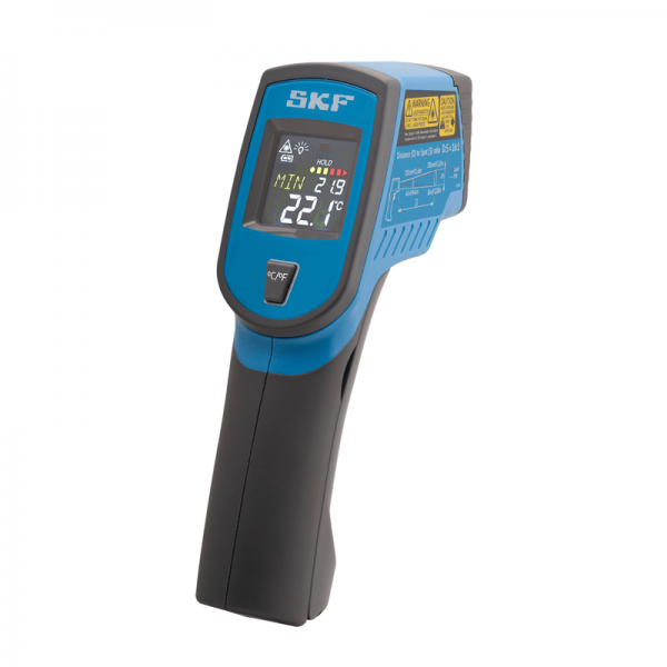 Basic infrared thermometer