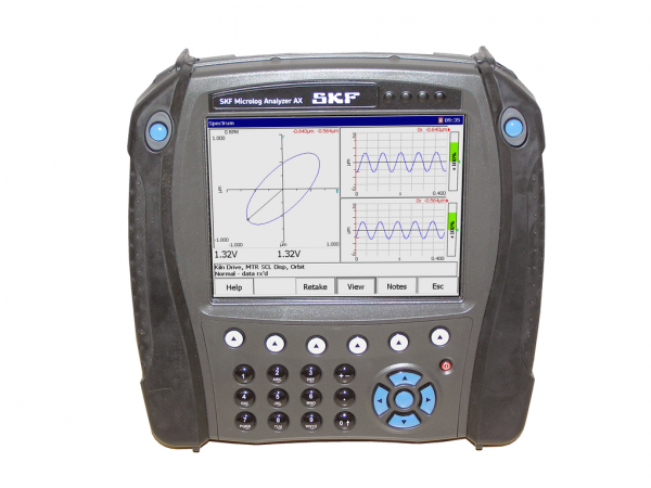 Microlog analyzer AX series